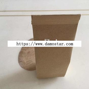 "100 Pack 7/"" Adhesive Length 8.5/"" White Tin Ties Peel and Stick Bag Sealing"